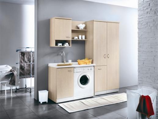 mobili lavanderia e scarpiere - arredobagno - gianola ... - Arredo Bagno E Lavanderia